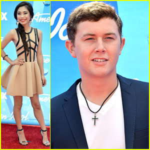 Scotty McCreery & Jessica Sanchez: 'American Idol' Finale