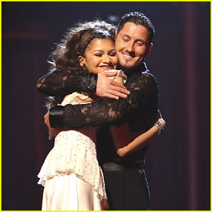 Zendaya on DWTS: 'It's Not the Destination, It's the Journey'