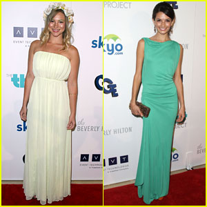 Allie Gonino & Alice Greczyn: Thirst Gala Girls!