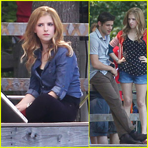 Anna Kendrick: 'The Last 5 Years' with Jeremy Jordan!