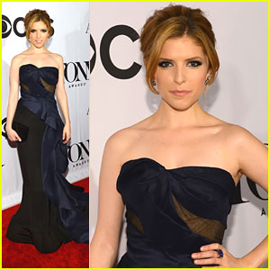 Anna Kendrick -- Tony Awards 2013