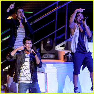 Big Time Rush: First Summer Break Tour Performance!
