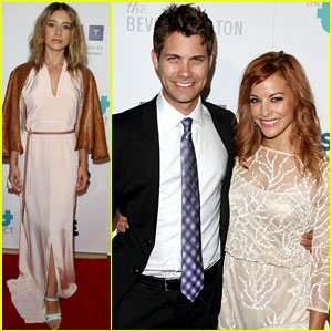Drew Seeley & Amy Paffrath: Thirst Gala Couple!