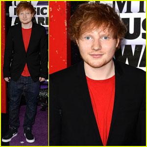 Ed Sheeran: CMT Music Awards 2013