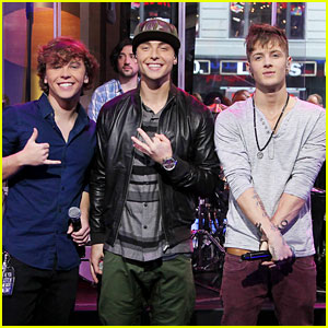 Emblem3: 'Chloe' on Good Morning America - Watch Now!