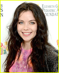 Grace Phipps Talks April & 'Vampire Diaries'