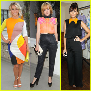 Julianne Hough & Jena Malone: Roksanda Ilincic Collection Cocktail Party with Ashley Madekwe