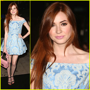 Karen Gillan: 'Not Another Happy Ending' Trailer!
