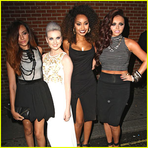 Little Mix Celebrate Jesy Nelson's Birthday
