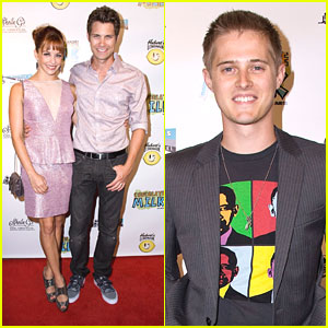 is lucas grabeel dating anyone