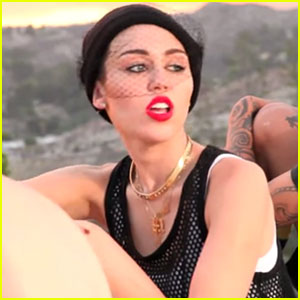 Miley Cyrus: 'We Can't Stop' Music Video Teasers - Watch Now!