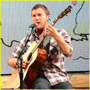 Phillip Phillips: FEED USA + Target VIP Event