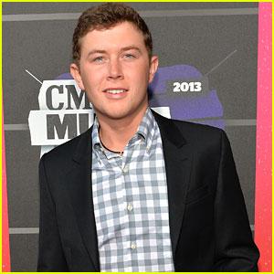 Scotty McCreery: CMT Music Awards 2013