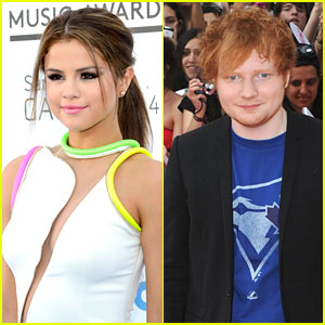 Selena Gomez & Ed Sheeran: Not An Item!