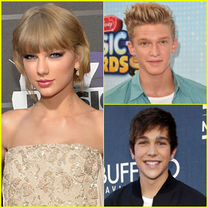 Taylor Swift to Present at MMVA's, Austin Mahone & Cody Simpson to Perform
