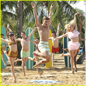 Teen Beach Movie: Pre-Order Soundtrack, Plus New Pics!