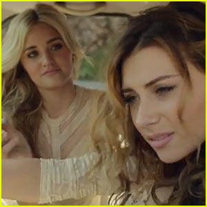 Aly & AJ Michalka's 78Violet 'Hothouse' Music Video - WATCH NOW!