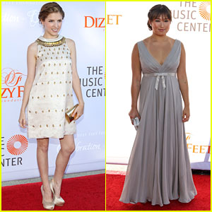 Anna Kendrick & Jenna Ushkowitz: Dizzy Feet Dance Gala