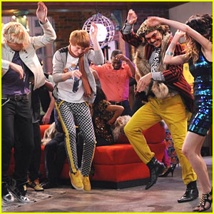 Laura Marano: 'Very Bad Dancing' on 'Austin & Ally' Tonight!