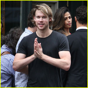 Chord Overstreet Loves New York