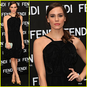 Christa B. Allen: Fendi Opening & 'The Glory Of Water' Preview!
