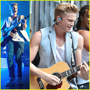 Cody Simpson: Fox & Friends Concert Pics!