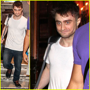 Daniel Radcliffe Returning to 'Young Doctor's Notebook'