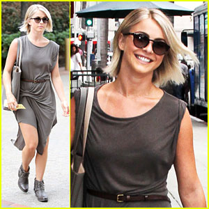 Julianne Hough: Saks Fifth Avenue Shopper