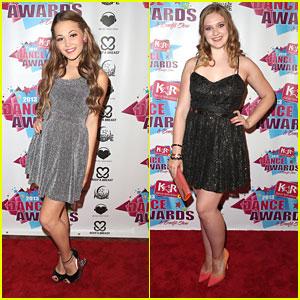Kelli Berglund & Kaitlyn Jenkins: KAR tv Dance Awards 2013