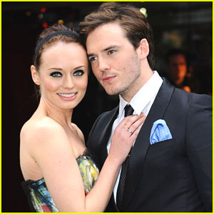 Sam Claflin Marries Laura Haddock!