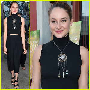 Shailene Woodley: 'The Spectacular Now' L.A. Premiere