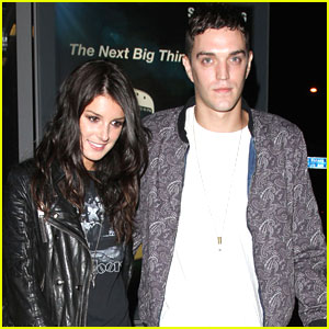 Shenae Grimes & Josh Beech Launch New Website