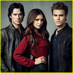 'The Vampire Diaries' Adding Three New Characters for Season 5!
