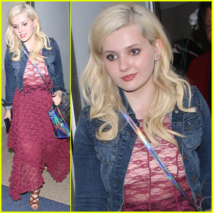 Abigail Breslin: I Look So Different from 'Little Miss Sunshine'