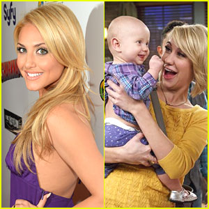 Cassie Scerbo Joins 'Baby Daddy'