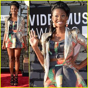 Coco Jones - MTV VMAs 2013