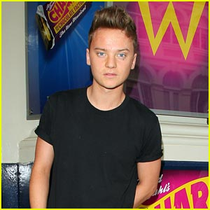 Conor Maynard: 'Charlie & the Chocolate Factory' Fun!