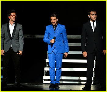 Il Volo Performs in Universal City