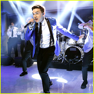 Jesse McCartney Talks 'Back Together' on 'Today'