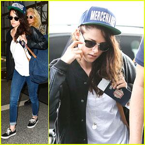 Kristen Stewart: Bye Bye LA!