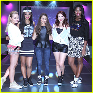 Madison Pettis & Coco Jones: Pastry Fashion Show in Vegas!