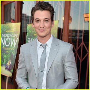 Miles Teller Talks 'Spectacular Now' & 'Divergent' with JJJ!