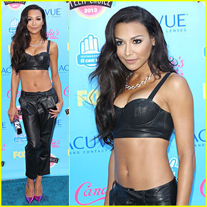 Naya Rivera - Teen Choice Awards 2013
