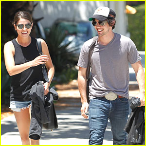Nikki Reed: Lunch with Jackson Rathbone
