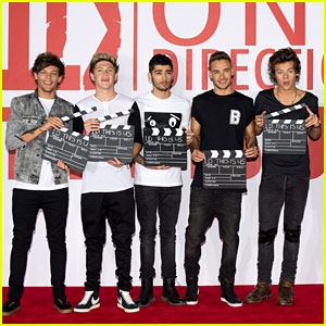One Direction: 'This is Us' London Photo Call