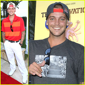 Ryan Sheckler: 'The Motivation' Premiere After Annual Golf Tournament
