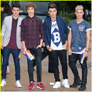 Union J: Last Day on 'Daybreak' - Watch Now!
