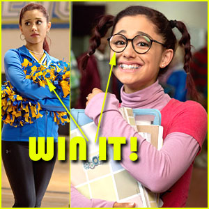 Win FREE 'Swindle' Props Used By Ariana Grande & Jennette McCurdy!