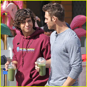 Adam Sevani & Ryan Guzman: 'Step Up 5' Set in Vancouver