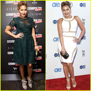 Adrienne Bailon: Cosmo Latina's Fall Issue Party